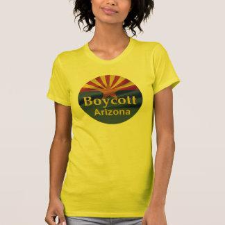 Camiseta de Arizona del BOICOTEO