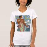 """Camiseta de Arman Manookian de la """"mujer hawaiana"""" Polera"""