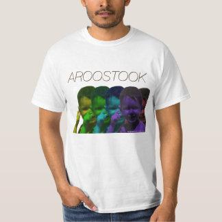Camiseta de Aroostook - niño multicolor Playeras