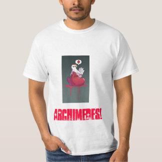 Camiseta de Arquímedes Remeras