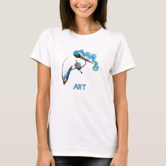 Camiseta de Artbot Dudette