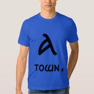 Camiseta de ATOWN Playera
