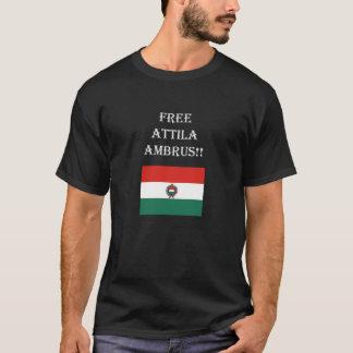 Camiseta de Attila Ambrus