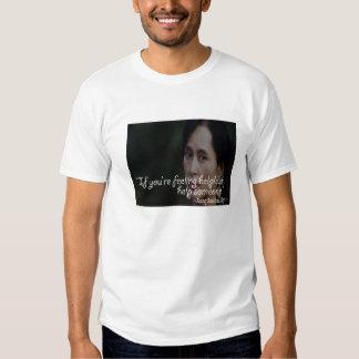 Camiseta de Aung San Suu Kyi Playera