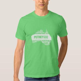 Camiseta de Australia de las fundaciones en Camisas