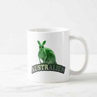 Camiseta de AustrAlien Taza