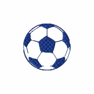 Camiseta de Azzurri Italia para las fans italianas Sudadera Embordada