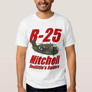 Camiseta de B25 Mitchell Remera