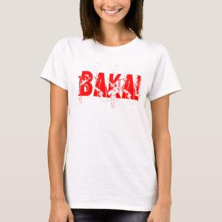 Camiseta de Baka