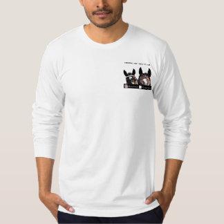 Camiseta de Ballow del bolsillo de Raquel del Polera