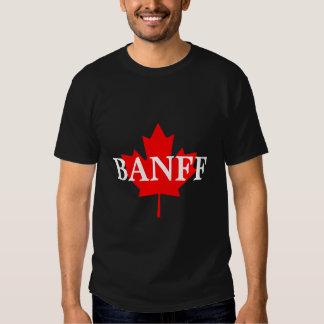 Camiseta de BANFF Playeras