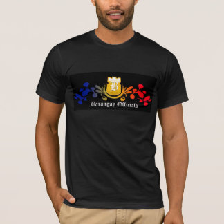 Camiseta de Barangay (negro - Mla.)