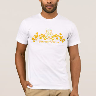 Camiseta de Barangay (Nilad - Mla.)