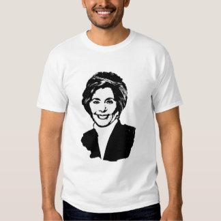 Camiseta de Barbara Boxer Playeras