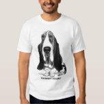 Camiseta de Basset Hound Playeras