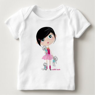 camiseta de bebe shirt