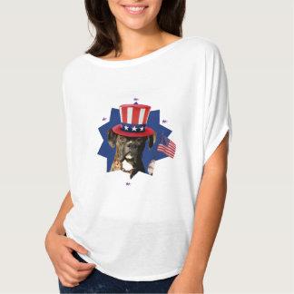 Camiseta de Bella Flowy del boxeador de las Playera