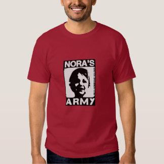 Camiseta de Berserker del ejército de Nora Playeras