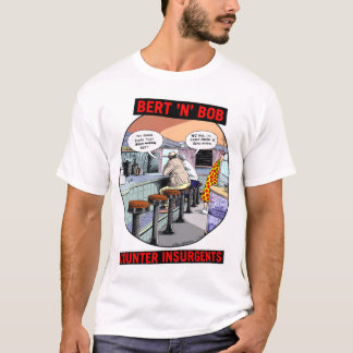 "Camiseta de Bert ""N"" Bob"