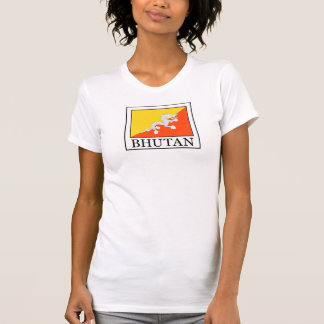 Camiseta de Bhután Playera