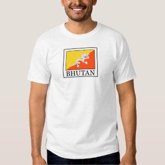 Camiseta de Bhután Playeras