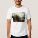 Camiseta de Bierstadt Sierra Nevadas Playera