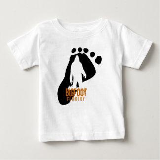 Camiseta de Bigfoot de los niños Playeras