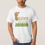 Camiseta de Bigfoot Playera
