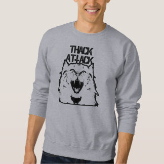 Camiseta de Binks del ataque de Thack Sudaderas Encapuchadas