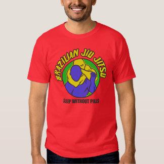 Camiseta de BJJ Remeras