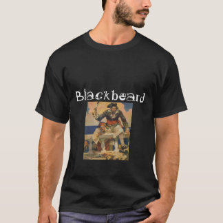 Camiseta de Blackbeard del pirata