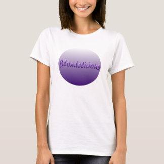 Camiseta de Blondelicious No.2