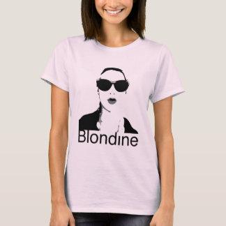 Camiseta de Blondine