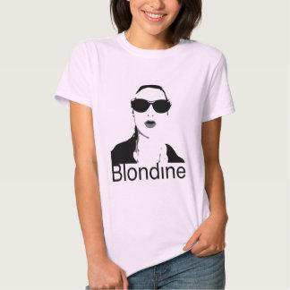 Camiseta de Blondine Playera