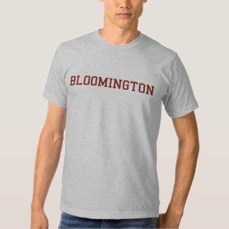 Camiseta de Bloomington Camisas
