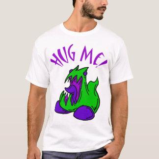 Camiseta de Bogg del abrazo