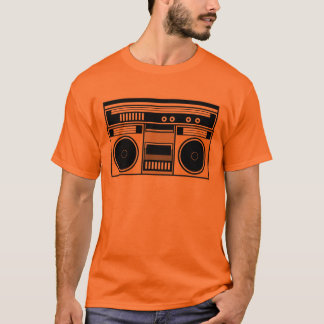 Camiseta de Boombox del ozono
