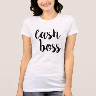 Camiseta de Boss del latigazo Polera
