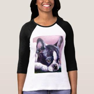 Camiseta de Boston Terrier Remeras