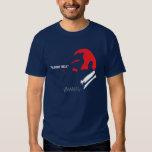 Camiseta de Brackenreid del inspector Playeras