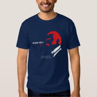 Camiseta de Brackenreid del inspector Poleras