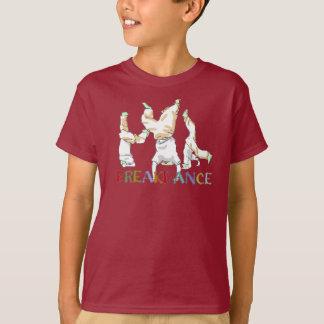 Camiseta de Breakdance de los niños