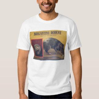 Camiseta de Brigantinus del Rattus Poleras