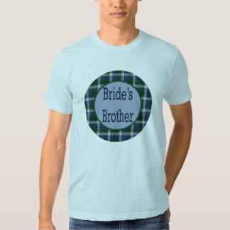 Camiseta de Brother de las novias Remeras