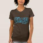 Camiseta de Brown del niño de Sisu