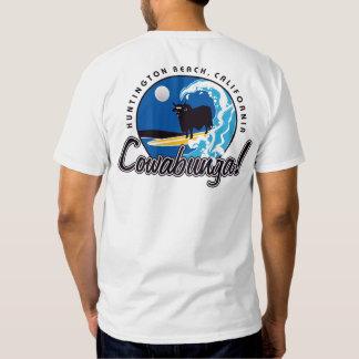 Camiseta de BT251-Cowabunga Remera