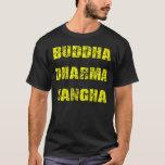 Camiseta de Buda Dharma Sangha