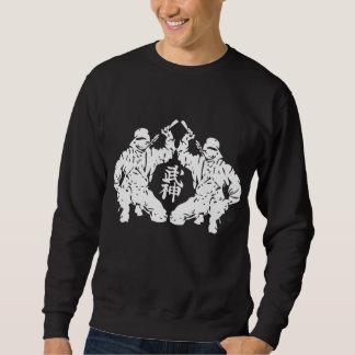 Camiseta de Bujinkan Ninjas Suéter