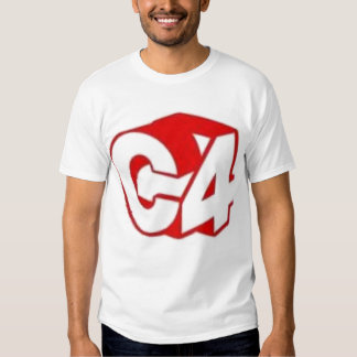 Camiseta de C4 tres Dee Poleras