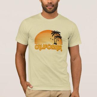 Camiseta de California del vintage